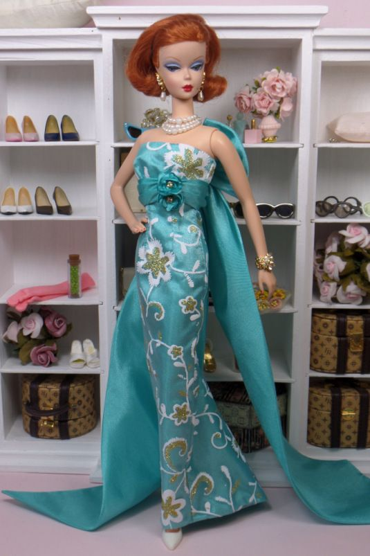 Moonstruck in Aqua | Matisse Fashions and Doll Patterns