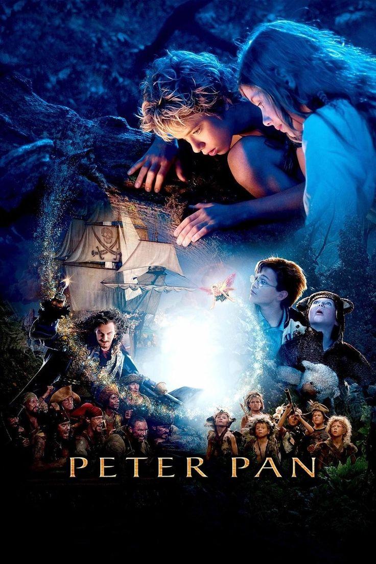 Peter Pan (2003) - Watch Movies Free Online - Watch Peter Pan Free Online #PeterPan - http://mwfo.pro/1021202