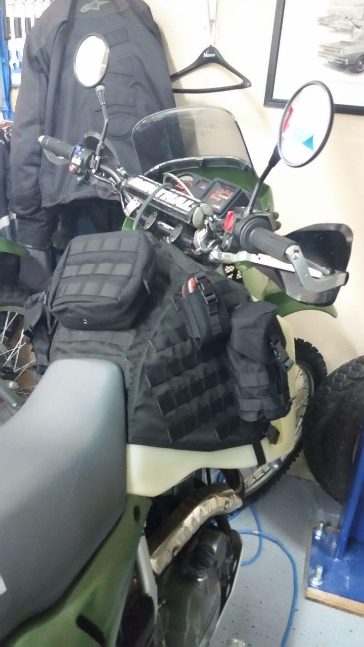 Tank Vest - KLR650.NET Forums - Your Kawasaki KLR650 Resource! - The Original KLR650 Forum!