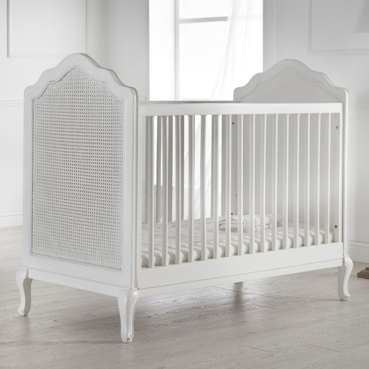 french style baby furniture. A Beautiful French Style, Rattan Cot Bed Equally Suited To Style Baby Furniture