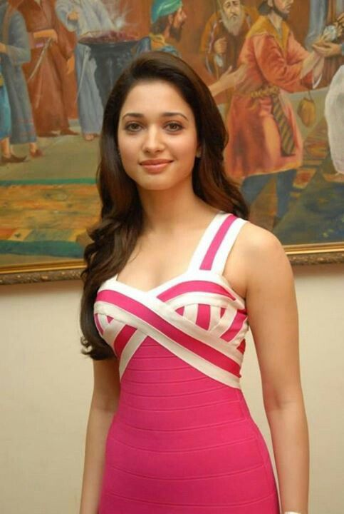 Tamanna in nice outfit