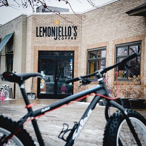 """Lemonjello's Coffee (Holland, Michigan) - """"Lovely local shop with amazing coffee, beautiful latte art, delicious homemade baked goods (including lots of gluten-free and vegan options), and an emphasis on community. They're also really supportive of the local scene — they brew local coffee and display artwork by local artists."""" —Rachel Syens"""