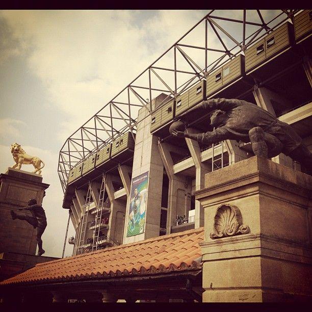 Twickenham Stadium in Twickenham, Greater London