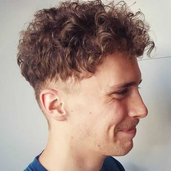 How To Get Curly Hair For Men 2020 Guide With 7 Steps Frizzy Hair Men Curly Hair Men Curly Hair Styles