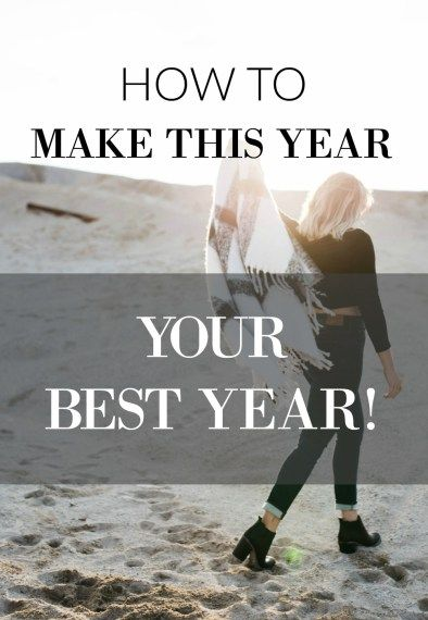 Grab the chance this season offers you to really check your life, not to just follow the trend of New Year resolutions, but to truly change your life.