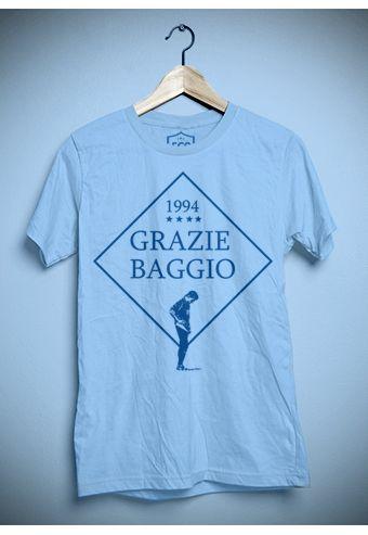 Camiseta 1994 - Obrigado Baggio