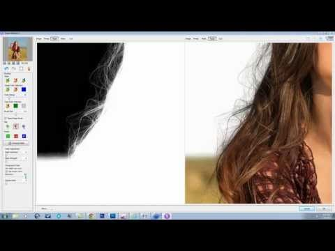 ▶ Masking Hair and Fur with Topaz ReMask - YouTube