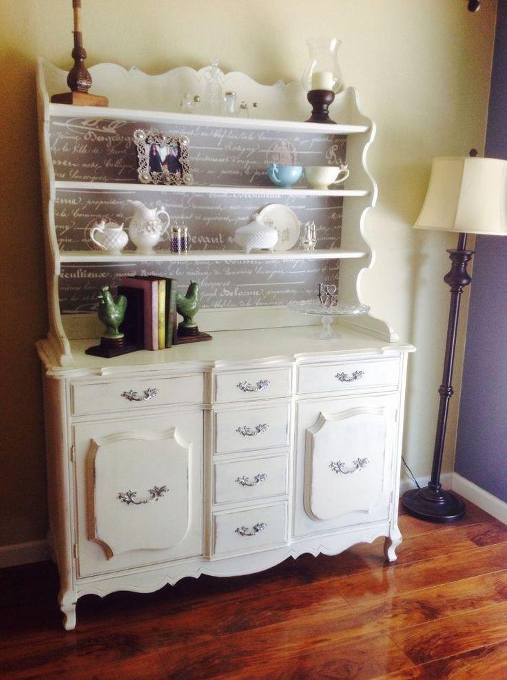Best 25 vintage hutch ideas on pinterest scandinavian for Furniture yard sale near me