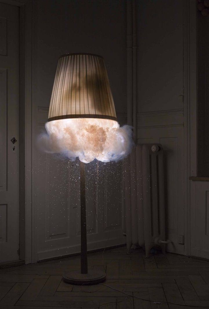In these photographs by Joschi Herczeg and Daniele Kaehr, the artistic team captures a single, exciting moment in a mundane, domestic surrounding. For this series Explosion, the team synchronized a camera with a custom-built detonator to snap a photo at the exact moment of explosion.