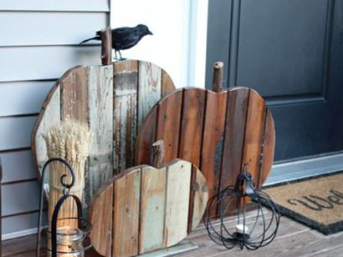 Get your DIY fix (10 photos) could also turn opposite direction and make Christmas trees :0