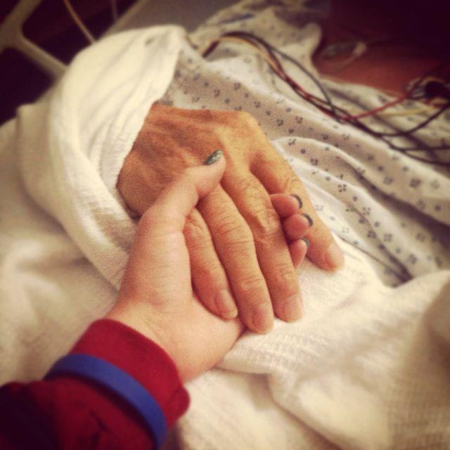 I love my Grandpa!