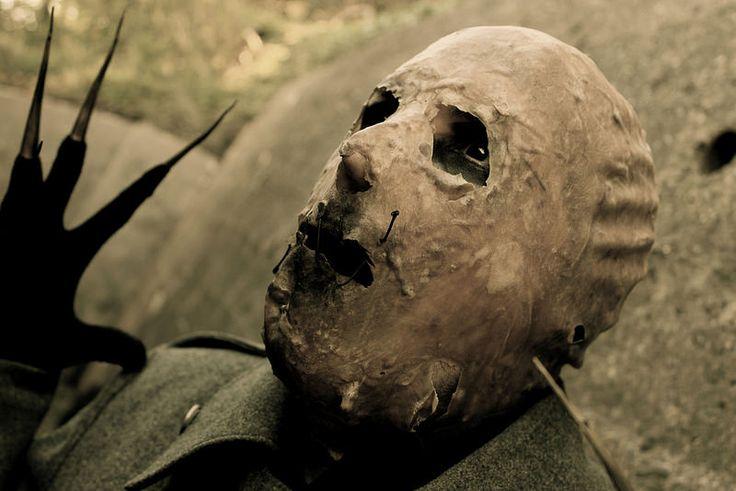 Mr. Strange #mask #horror