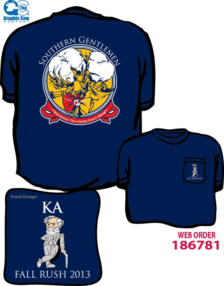 Kappa alpha southern gentlemen cotton ka themed shirts for Southern fraternity rush shirts