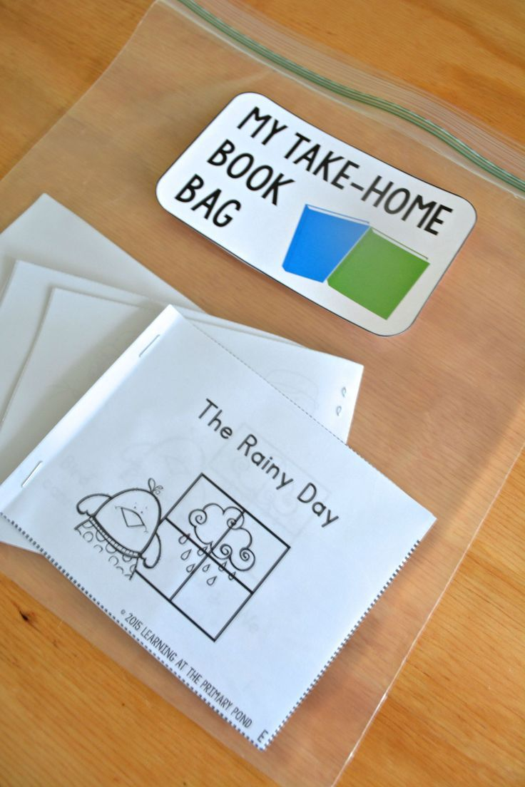 I send home these books every week to help my Kindergarten and first grade students practice reading at home! The parents love the instructions sheets and links to videos. $