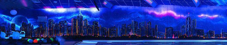 Pintura Fluorescente Acmelight