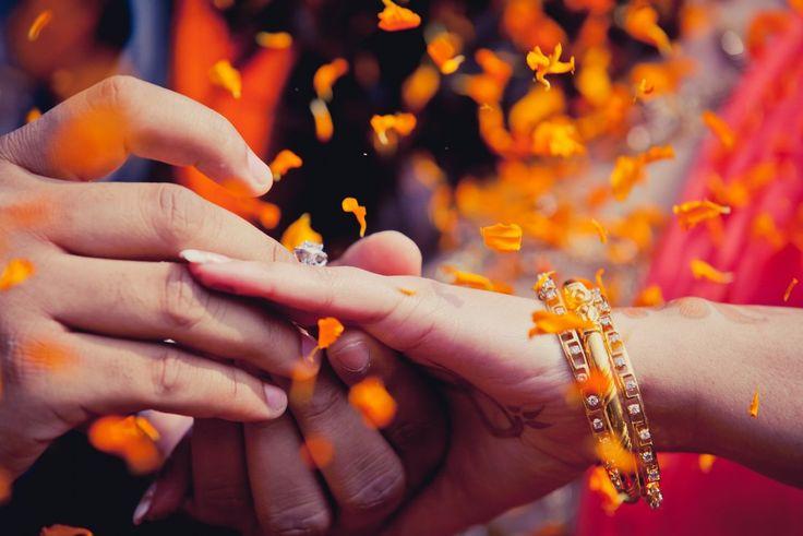 Delhi NCR weddings | Raghavendra & Ridhima wedding story | Wed Me Good