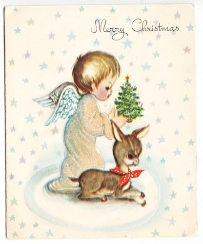 The Games Factory 2 Baby Donkey Christmas Greeting