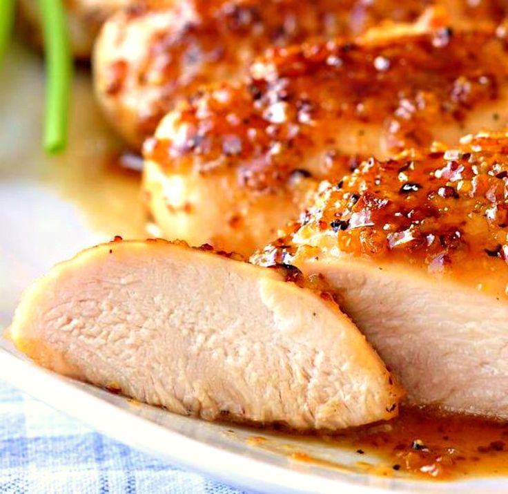 Pollo a la miel, apetitosa receta para disfrutar del pollo de una forma diferente. Si te gusta probar nuevos sabores esta receta es para ti.