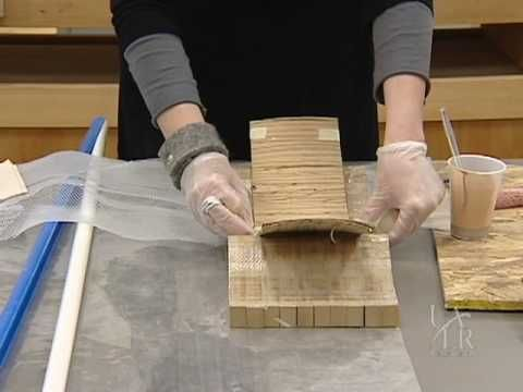 Mia Hall demonstrates an Image Transfer/Vacuum Bag