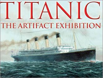 Titanic – The Artifact Exhibit tickets at BestofVegas.com