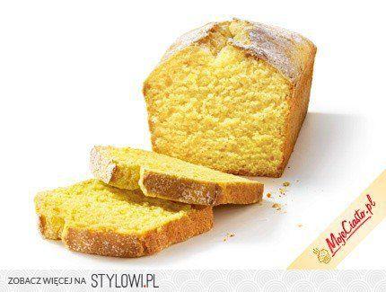 Ciasto cytrynowe - tanie i proste Lista składników: -1… na Stylowi.pl