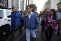 California State Senator, Leland Yee, arrested by FBI in corruption sting.