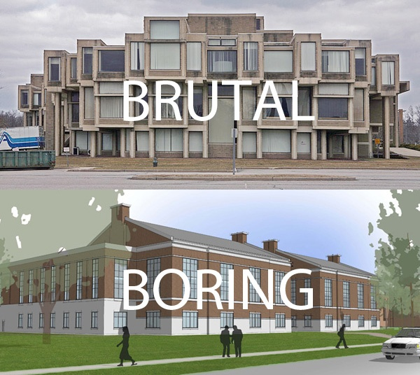 78 images about brutalism on pinterest office buildings for Architecture brutaliste