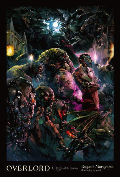 Overlord Novel Volume 6 (Hardcover)