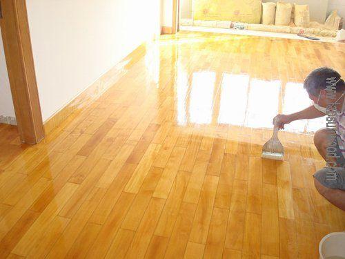 limpia pisos flotantes