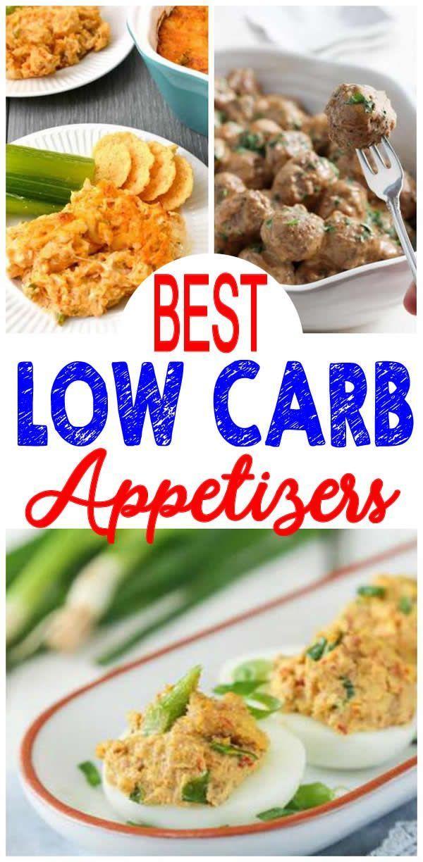 Keto Appetizers Easy Low Carb Ideas BEST Keto