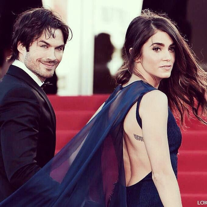11 Best Somerhalder Reed Images On Pinterest: 327 Best Images About Ian Somerhalder & Nikki Reed On