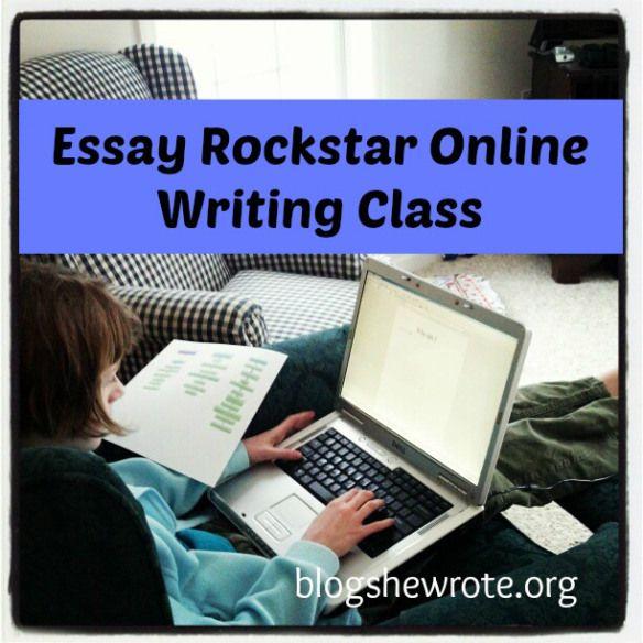 Blog She Wrote: Essay Rockstar Online Writing Class