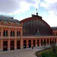Вокзал Аточа в Мадриде -