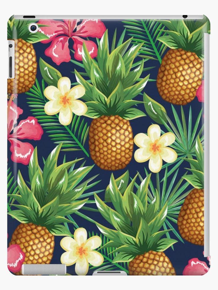 'Tropical Fruit' iPad Case/Skin by brusencov386
