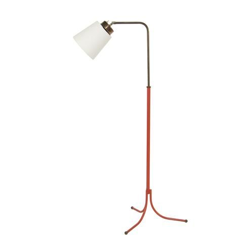 #92 Adjustable Floor Lamp by Josef Frank