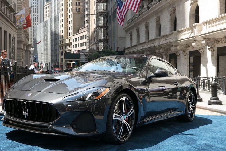 Maserati GranTurismo make up after 10 years