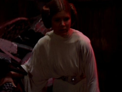 Princess Leia - A New Hope   Star Wars   Pinterest How Old Was Princess Leia In A New Hope