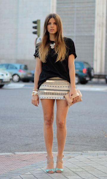 sexy olderwomen mini skirts
