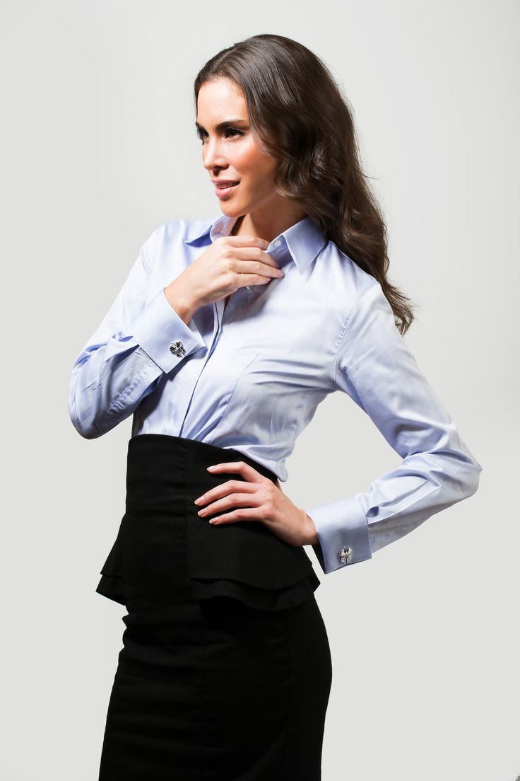 White Oxford Shirt Women