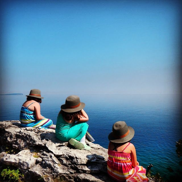 Bruce Peninsula National Park nice spot for a special surprise!! :)