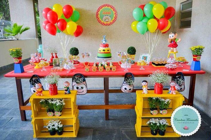 Poá Encantado: Festa Turma da Mônica
