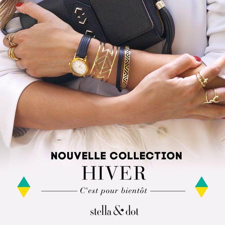 Collection Hiver 2015 C'est pour bientôt ! | Stella & Dot FR