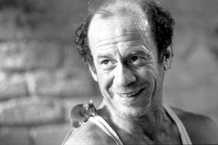 "Michael Jeter as Eduard Delacroix in ""The Green Mile"".'"