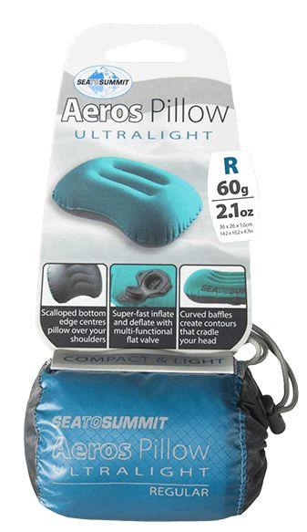Sea To Summit Aeros Ultralight Pillow – D2D Accessories
