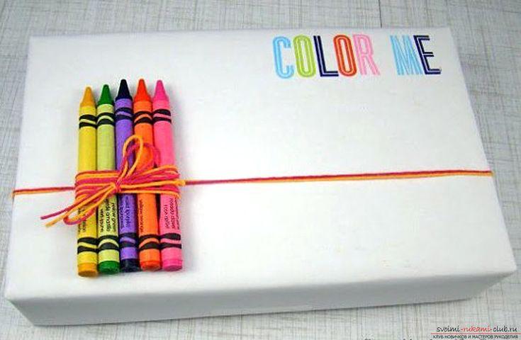 Упаковка детских подарков своими руками. 8 лучших идей, как прикольно и ярко упаковать подарки для детей