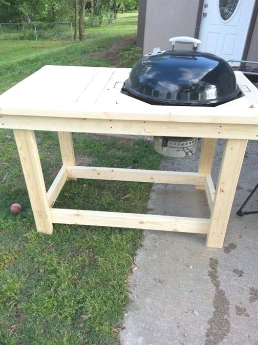 Pin By Yard Grill On Grill Design Ideas Grill Table Bbq Table