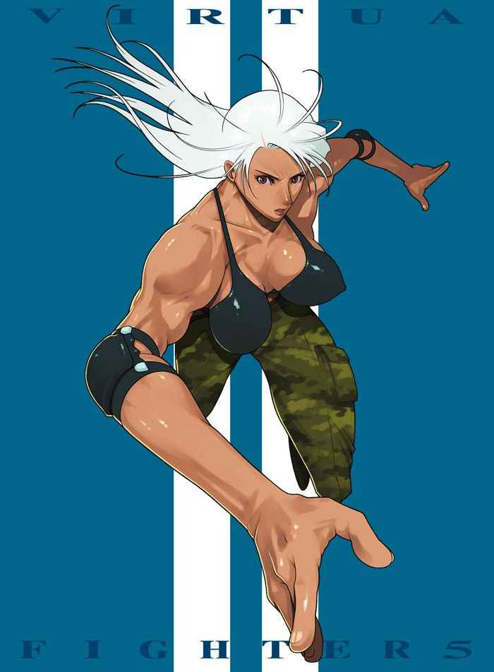 Vanessa Lewis Virtua Fighter 4