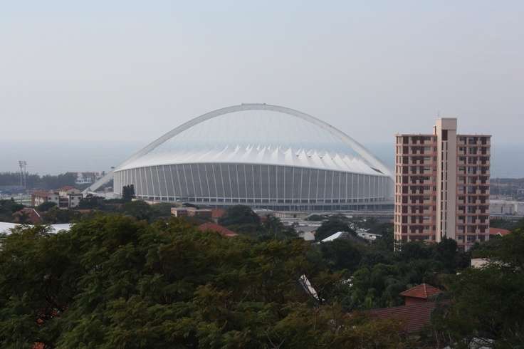 World Cup Stadium, Durban (Photo: Lucy Philipson)