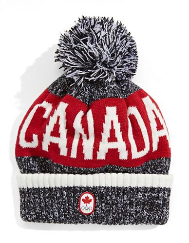 HBC Collections | Olympic Collection | Canada Marled Tuque | Hudson's Bay