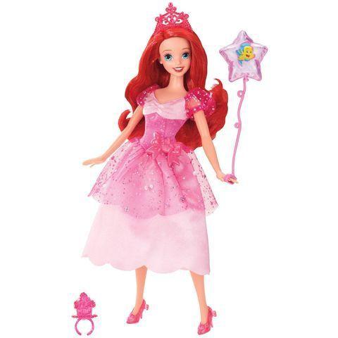 Promo Mattel, Poupée Ariel En Habits De Fête Disney